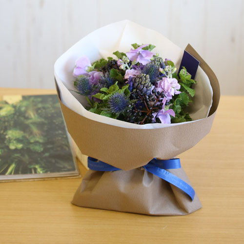 お父さん・男性の退職にプレゼントする花