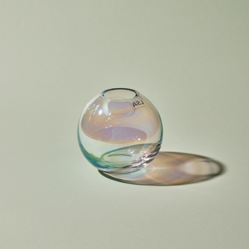 【LSA】PEARL VASE MOTHER OF PEARL H11